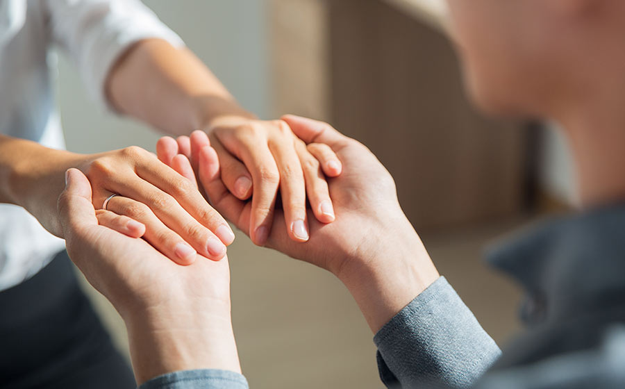 Psicólogo, conforto e segurança