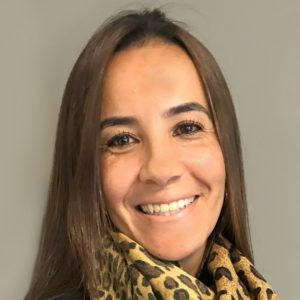 Psicóloga Katia Cristina Brito