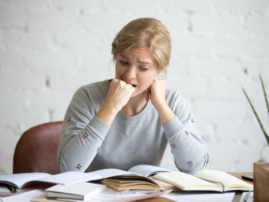 10 sintomas da ansiedade para prestar atenção