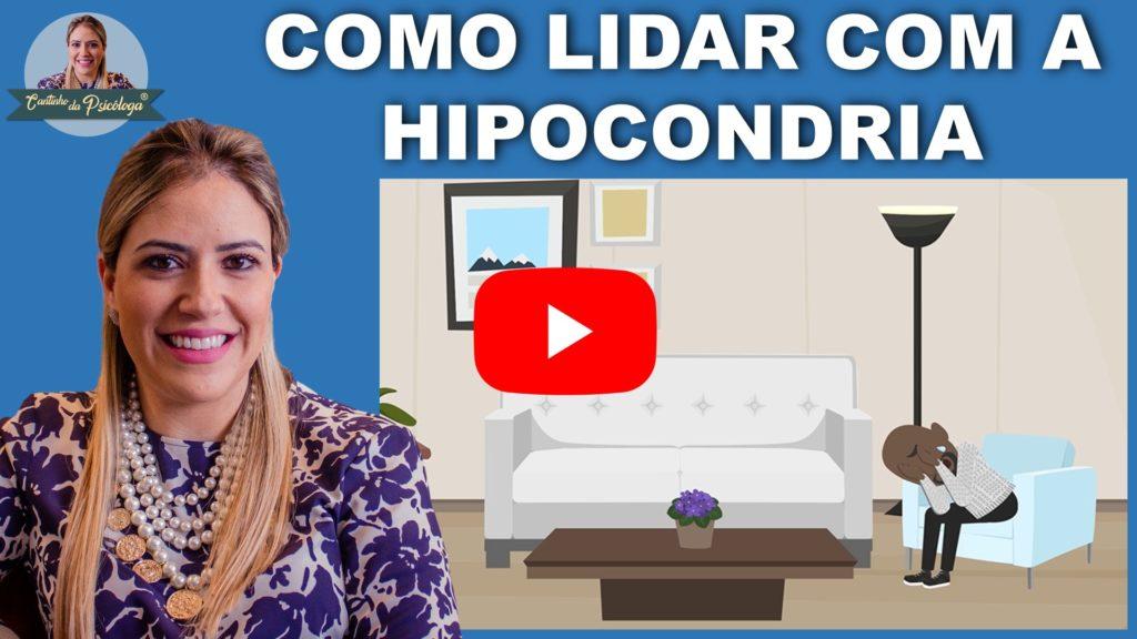 Lidar com hipocondria