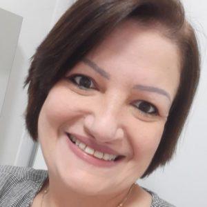 Psicóloga Ifigênia Maria Hora De Almeida