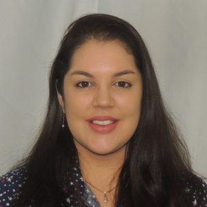 Psicóloga Marcelle Vianna de Morais