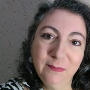 Psicóloga Mirian dos Santos Moraes