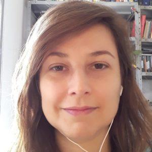 Psicóloga Roberta Cristina Boaretto