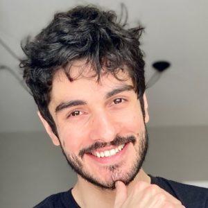 Psicólogo Carlos Alberto da Costa Cares