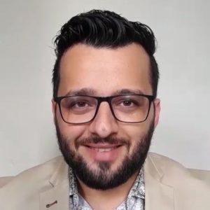 Psicólogo Leandro Rosa de Oliveira Rodrigues