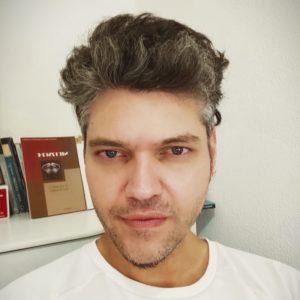 Psicólogo Norton de Souza Soares