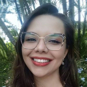 Psicóloga Giovanna Silva Matos
