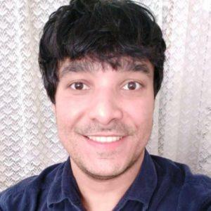 Psicólogo João Pedro Albuquerque