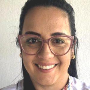 Psicóloga Kamila Ramos Catarino