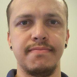 Psicólogo Cleyton Luiz Rodrigues