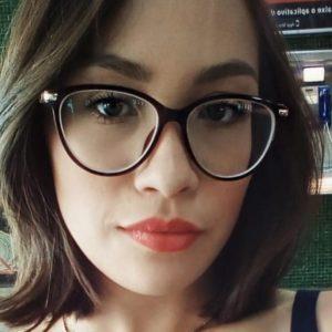 Psicóloga Aline Mendes Ferreira