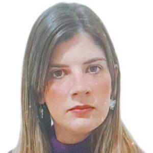 Psicóloga Audrey Telma Viegas Faria