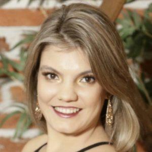 Psicóloga Bárbara Montanha de Oliveira Gouveia