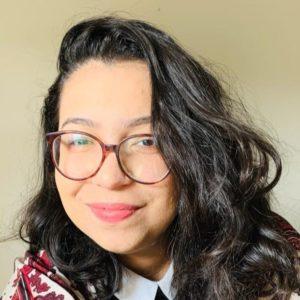 Psicóloga Bruna Vasconcelos Brandão Lima