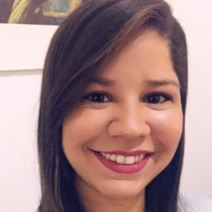Psicóloga Bruna Rafaela Silva Santana