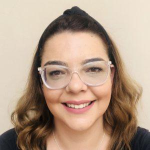 Psicóloga Carolina Ubaldina de Souza Leon