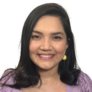 Psicóloga Caroline Evily Gonçalves da Silva