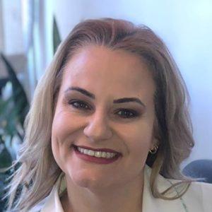 Psicóloga Caroline Garcia Silva