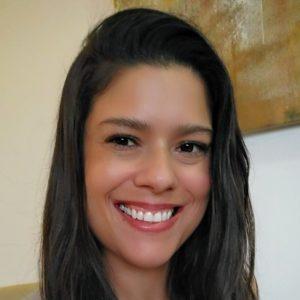 Psicóloga Cláudia Bittencourt Fagundes