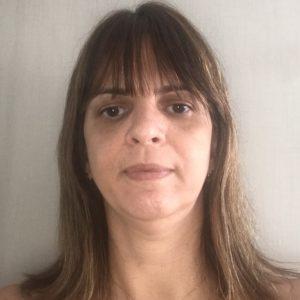 Psicóloga Claudine Pereira Campos