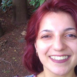 Psicóloga Cristina Pinheiro Rodriguez