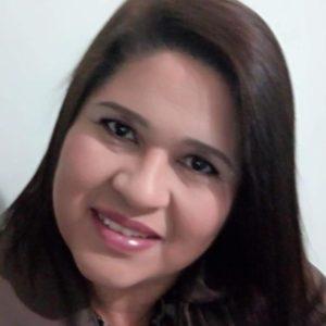 Psicóloga Elaine Batista da Silva Garbin