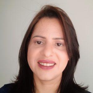 Psicóloga Hudinéia Bezerra da Silva