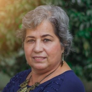 Psicóloga Irene Cruz Meneghini