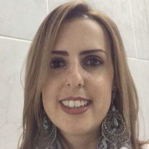 Psicóloga Kelly Alves Fernandes