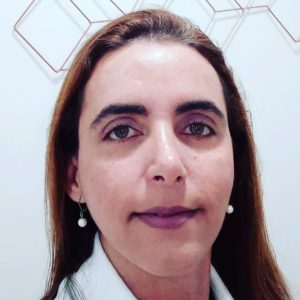 Psicóloga Kelly da Silva Rodrigues