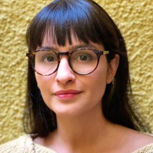 Psicóloga Laura Vasconcellos Torres