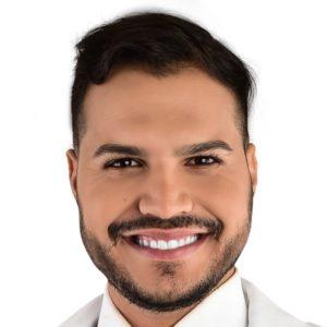 Psicólogo Lucas Rodrigues Ferreira