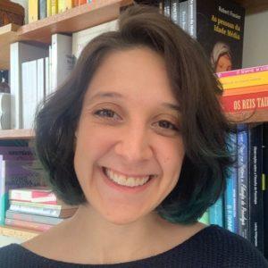 Psicóloga Luiza Bacchi Dourado