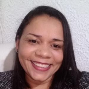 Psicóloga Marcia Lenita de Lima Silva