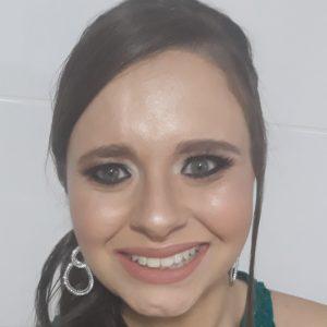 Psicóloga Mayara Carolina de Oliveira