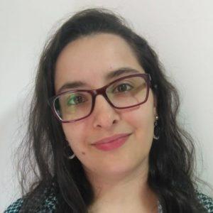 Psicóloga Patricia Cintra Junta