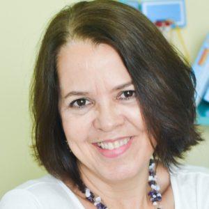 Psicóloga Rosangela Muller