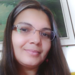 Psicóloga Sabrina Ferreira Benedito