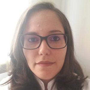 Psicóloga Talita Pereira da Silva