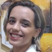 Psicóloga Viviane Caroline Carvalho da Silva