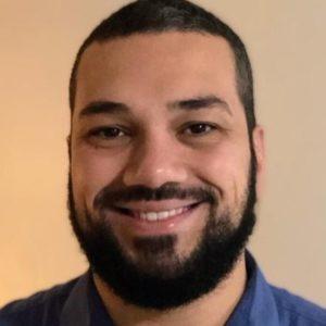 Psicólogo Danilo Fernando Isidoro de Sousa