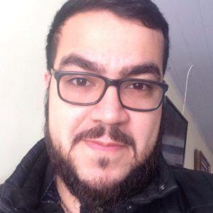 Psicólogo Felipe Zacarias Lima dos Santos