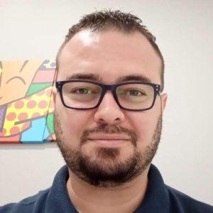 Psicólogo Hilton Felix Azevedo dos Santos