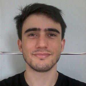 Psicólogo Jader Mariano Venturini dos Santos