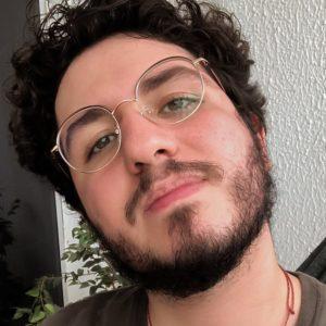 Psicólogo Cândido Rocha Flores Júnior