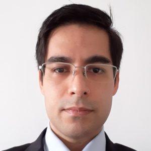 Psicólogo Leonardo da Silva Kina