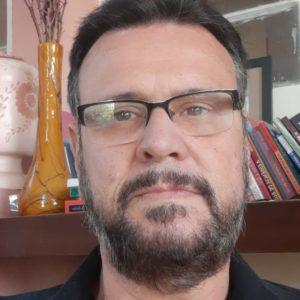 Psicólogo Marco Túlio Peixoto