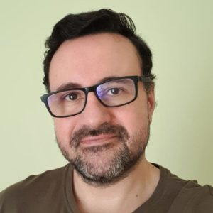 Psicólogo Percilio Araujo da Silva Filho